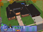 sims 2 house #4 by ownerfate