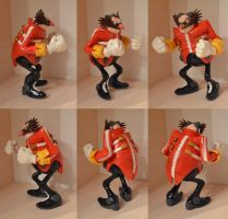 Dr.Eggman by UmbertoCIS