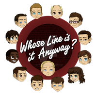 Whose Line is it Anyway? by kittypretzels15