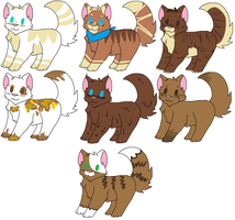 If  my friends were cats by Misswd