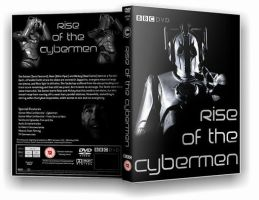 Dr Who - Rise of the Cybermen by Turlaach