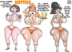 Hotties 01 by dxoz