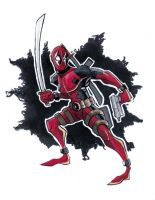 Deadpool! by rz250