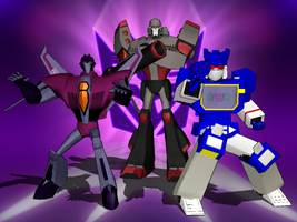MMD - Praise to be a Decepticon by Zeltrax987