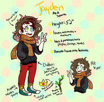 Jayden/ Spark Ref by T-Biscuits