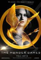 Hunger Games Glimmer Poster by heatona