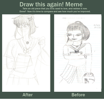 Before and After meme by malasia19845