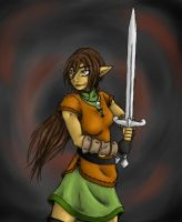 Daughter of Bhaal by Deorwyn