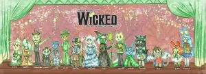 Armonia Presents-Wicked by PixieParrot