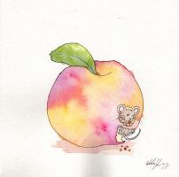 Peach1 by Squall1015