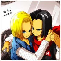 Brother and Sister by vegeta62