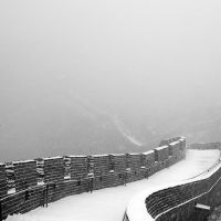 First snow by apoy