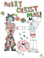 Ratchet's SPECIAL X-Mas Gift by Kittylover9399