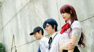 Persona 3 Cosplay Team by LolitaAmane