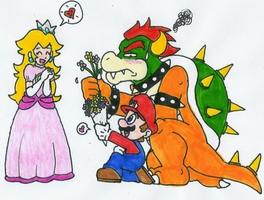 I love Super Mario Bros. by pocket-arsenal