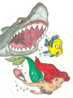 Shark Attack by x--Lauren--x