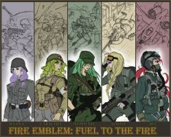 FE- Fuel to the Fire by Psychorror