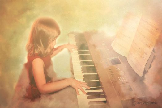 Music in the wind by photoartbyshannon