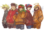 south park by Kanda3egle