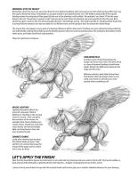 How to draw PEGASUS 7 by PatrickThornton