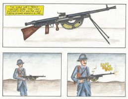 French Chauchat Page 1 by stopsigndrawer81
