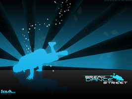 Break Dance Street by Scash