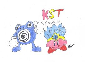 KST Chronicles: Poliwhirl by BlackCarrot1129