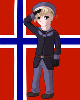 Norway by CursedFire