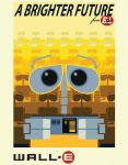 WALL E Posters by MarksVFX