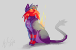 Fiery Furball Maker by Cabbion