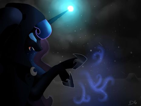 The Future Should Be Full Of Magic- Luna's Future by theoddlydifferentone