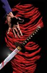 BY THE BLADE COVER 7 FINAL by thisismyboomstick