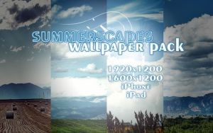 Summerscapes 2 Wallpaper Pack by solefield