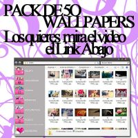 PACK DE WALLPAPERS by ChicharitoCyrus