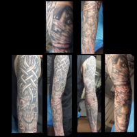 sleeve by firepils