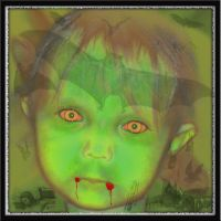 Daemon Child of Filth by metamorphacilles
