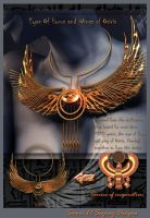 Eye of Horus by samerelsayary