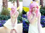 My Little Pony: Fluttershy by MelfinaCosplay