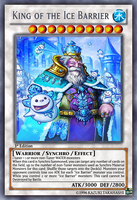 King of the Ice Barrier by BatMed