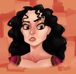 Mother Gothel by DoctorPiper