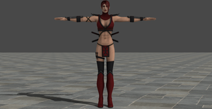 Skarlet Unmasked DL by TheRaiderInside