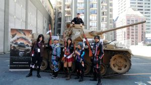 2011 PAX Prime 069. by GermanCityGirl