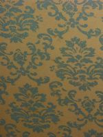 antique wallpaper pattern by objekt-stock