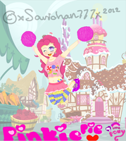 Contest Entry : Pinkie Pie by xSavichan777x