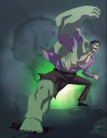 Hulking Out! by EricGuzman