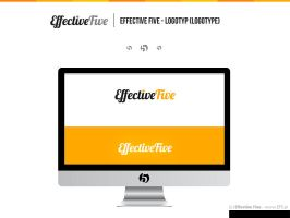 Effective Five - Logotyp (Logotype) by EffectiveFive
