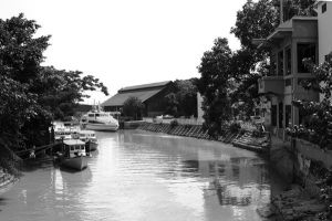 Ferry at malacca river.. by mohamadfazli