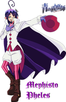 Mephisto Pheles by the88cherryice