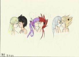 My Couples {Elsword} by gi-cca