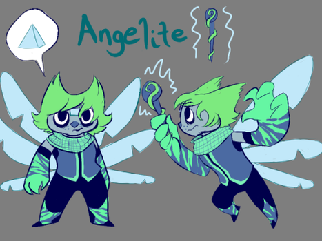 .: Angelite :. by Tigerman-exe